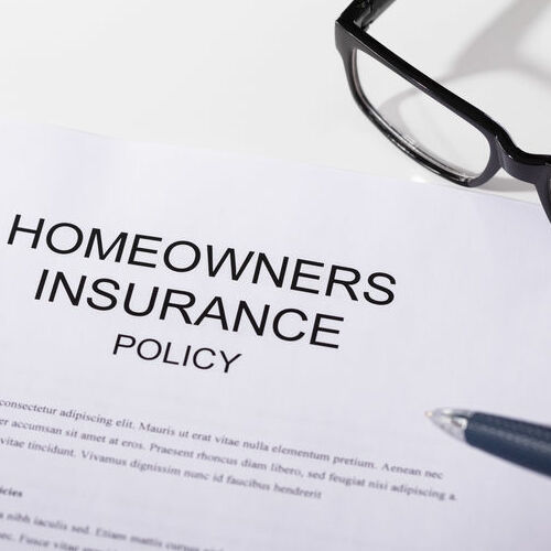 A Homeowners Insurance Policy.