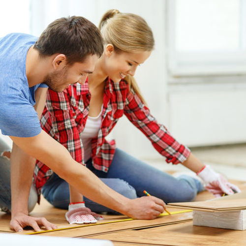 Couple Gathering Ideas to Present to Their Local General Contractor
