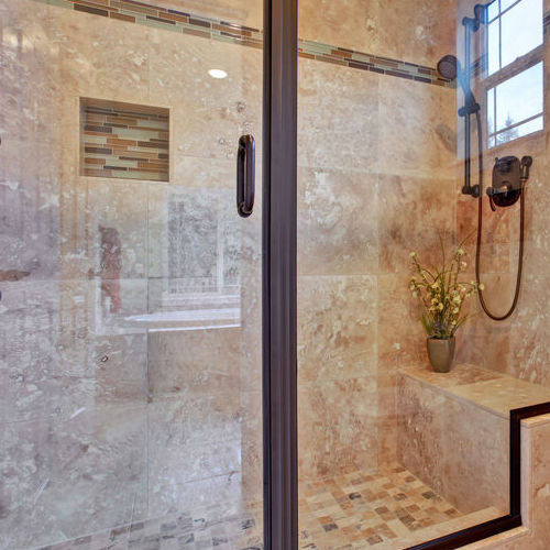 Bathroom Remodeling for Shower in Bathroom