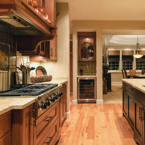 Kitchen Remodeling Project by General Contractor