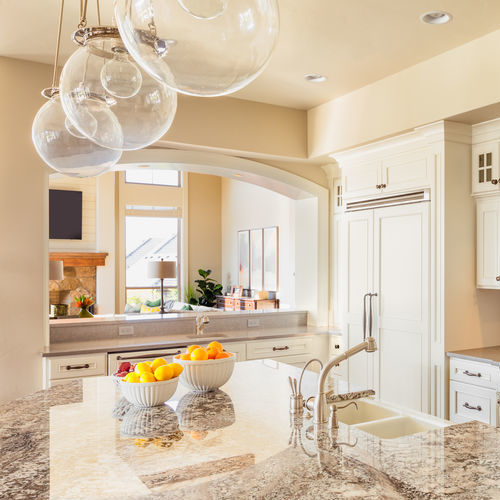 Cream tones for Kitchen Renovation